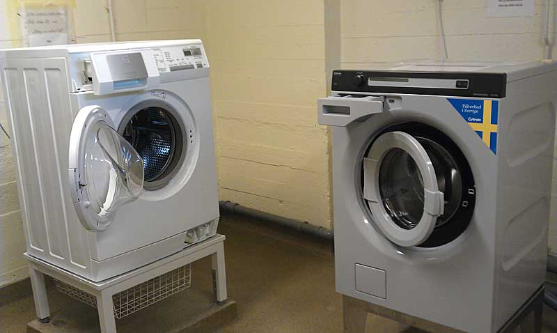 Tvättstuga @ Bostadsrättsföreningen Kronan4